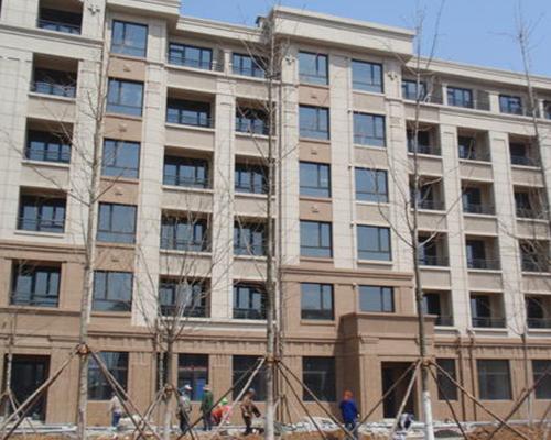 贵州仿石漆工程案例